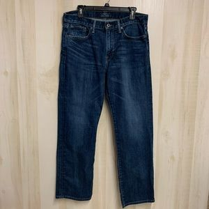 EUC Lucky Brand 363 Vintage Straight Size 33/30
